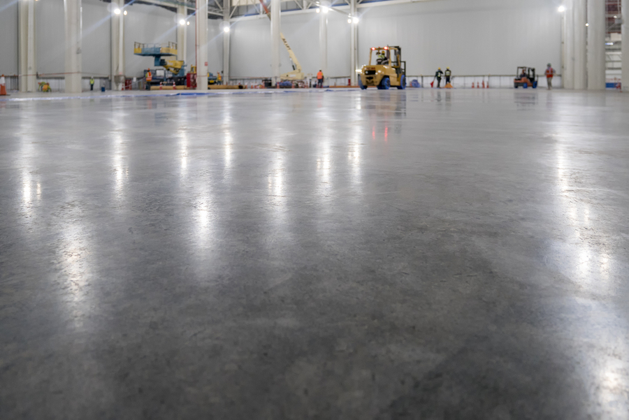 The Advantages And Disadvantages Of Epoxy Flooring