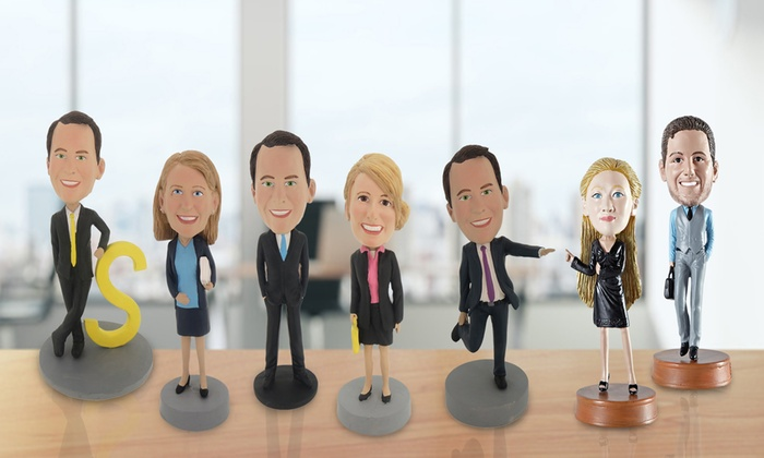 Custom bobbleheads: A perfect gift for every ocassion