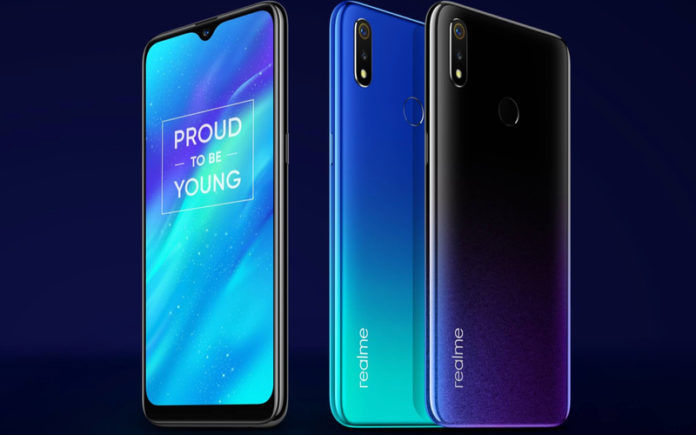 Realme Unveils The Mate S: A Flagship Smartphone That Revolutionizes Touch Technology