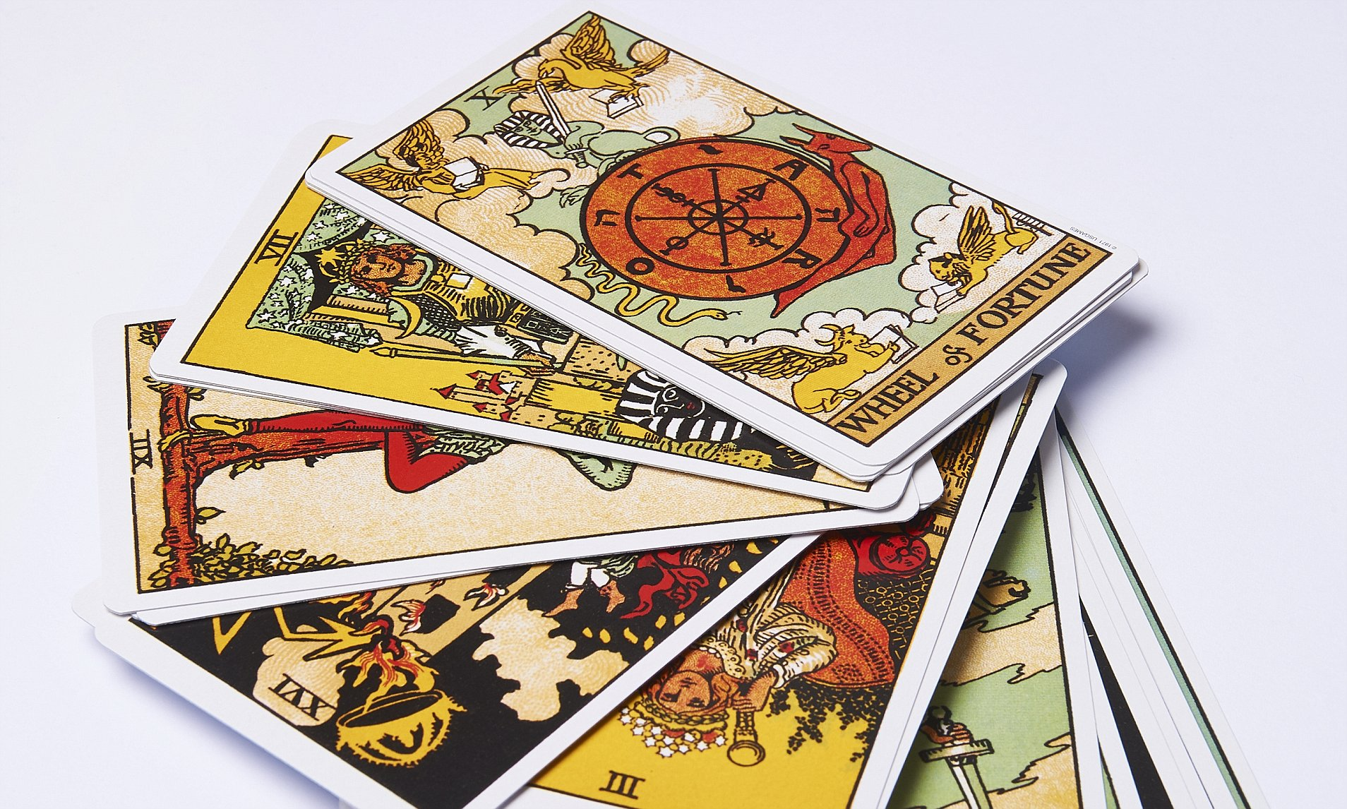 Image Your Tarot Card Analysis Ahead